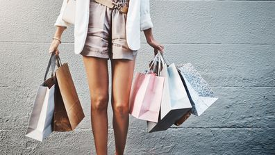 Shopaholic confesses shopping addiction cost her $11k in three months