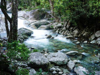 <strong>Josephine Falls, Wooroonooran, QLD&nbsp;</strong>