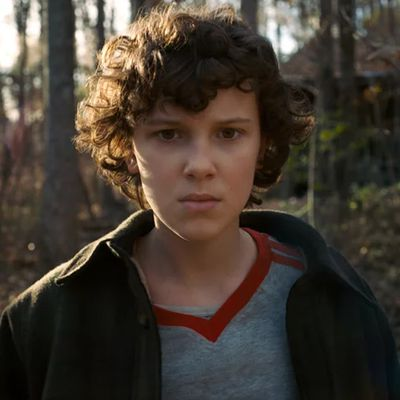Millie Bobby Brown on Stranger Things