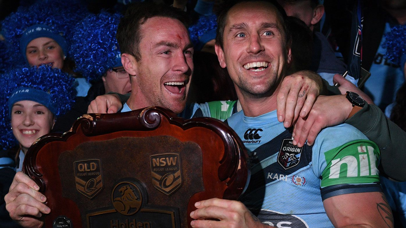 James Maloney, footy's resident funny guy, has earned his dues as an all-time great