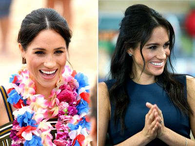 The $63 hair product Meghan Markle swears by