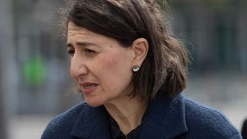 NSW Premier Gladys Berejiklian has touted an 80 percent single dose vaccination rate.