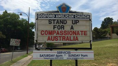 Stand up for a compassionate Australia.
