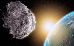 'God of chaos' asteroid is speeding up as it heads towards Earth