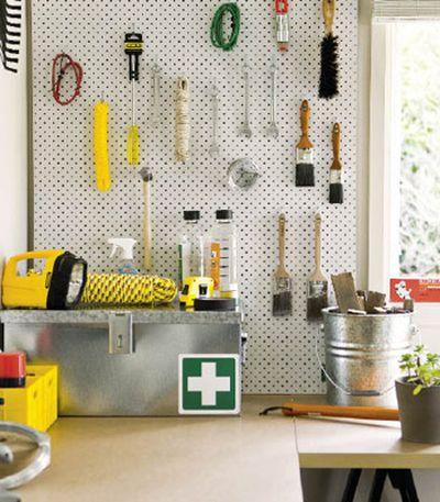 Handyman's hangout