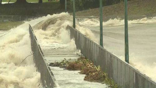 Queensland Floods Weather Townsville