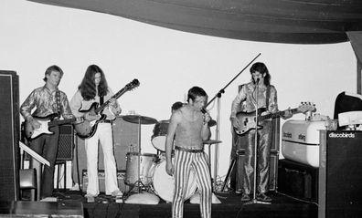 Peter Starkie, Skyhooks, band, dead, accident