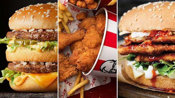 McDonald's / KFC / Oporto