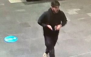 Victoria Police hunt upskirt suspect after Melbourne bathroom ambush