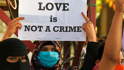 'Love jihad': Indian man arrested for 'trying to convert woman to Islam'