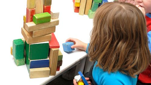 Unvaccinated children could be barred from attending childcare centres. (AAP file image)