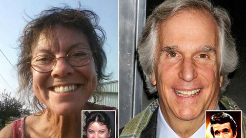 Not-so-<i>Happy Days</i>: The Fonz is helping homeless Joanie, Chachi doesn't care