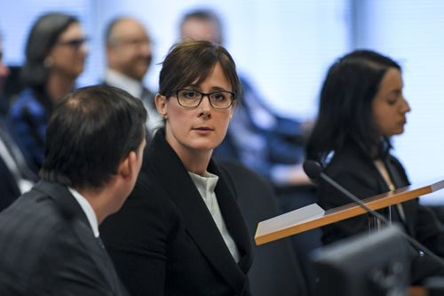 Rowenna Orr QC has pulled no punches in the first few days of the banking Royal Commission. (AAP)