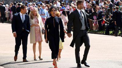 Prince Harry and Meghan Markle's Royal Wedding 2018