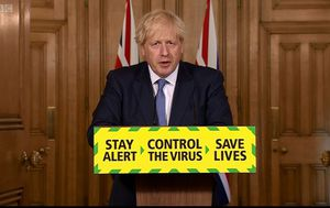 UK puts lockdown-easing on hold as virus spread accelerates