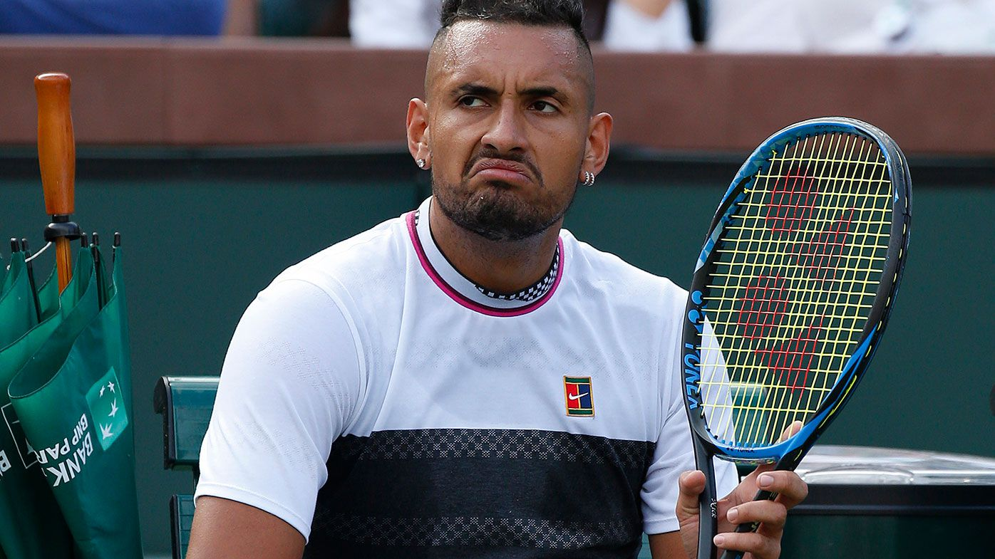 Kyrgios gives revealing insight after advancing in Miami