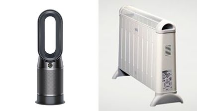 Electric heaters: Which one is best for your home this winter