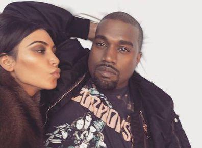 Kim Kardashian, Kanye West, lyrics, birthday card, inspired, Lost In The Woods, song