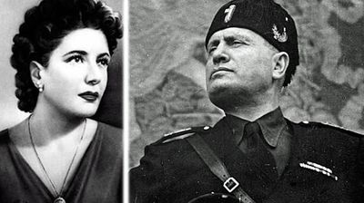 <p>Clara Pettaci</p> <p>Mistress to married Italian dictator Benito Mussolini, Clara Pettaci enjoyed a long relationship with the self-styled Ducci who was 28 years her senior.<br> But after Italy's collapse in the final days of World War II, the pair were captured by Allied-backed partisans fleeing the country. They were executed and their bodies strung up in a Milan square where citizens vented their fury at them.</p>