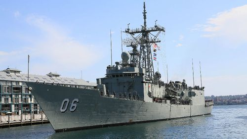 Navy hazing victim tells of attack