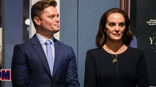 Liberal party pre-selection candidate Katherine O'Regan was Prime Minister Scott Morrison's choice.
