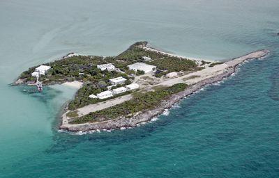 <strong>Nicholas Cage, Bahamas</strong>