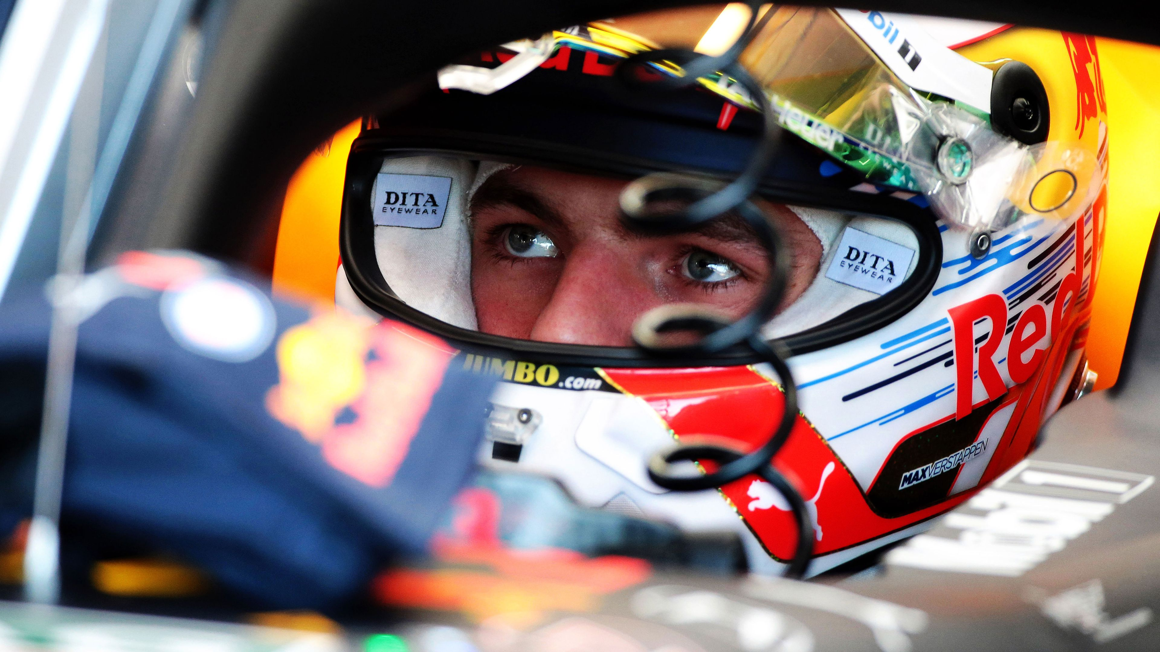 Formula One commentator Martin Brundle heaps praise on Max Verstappen
