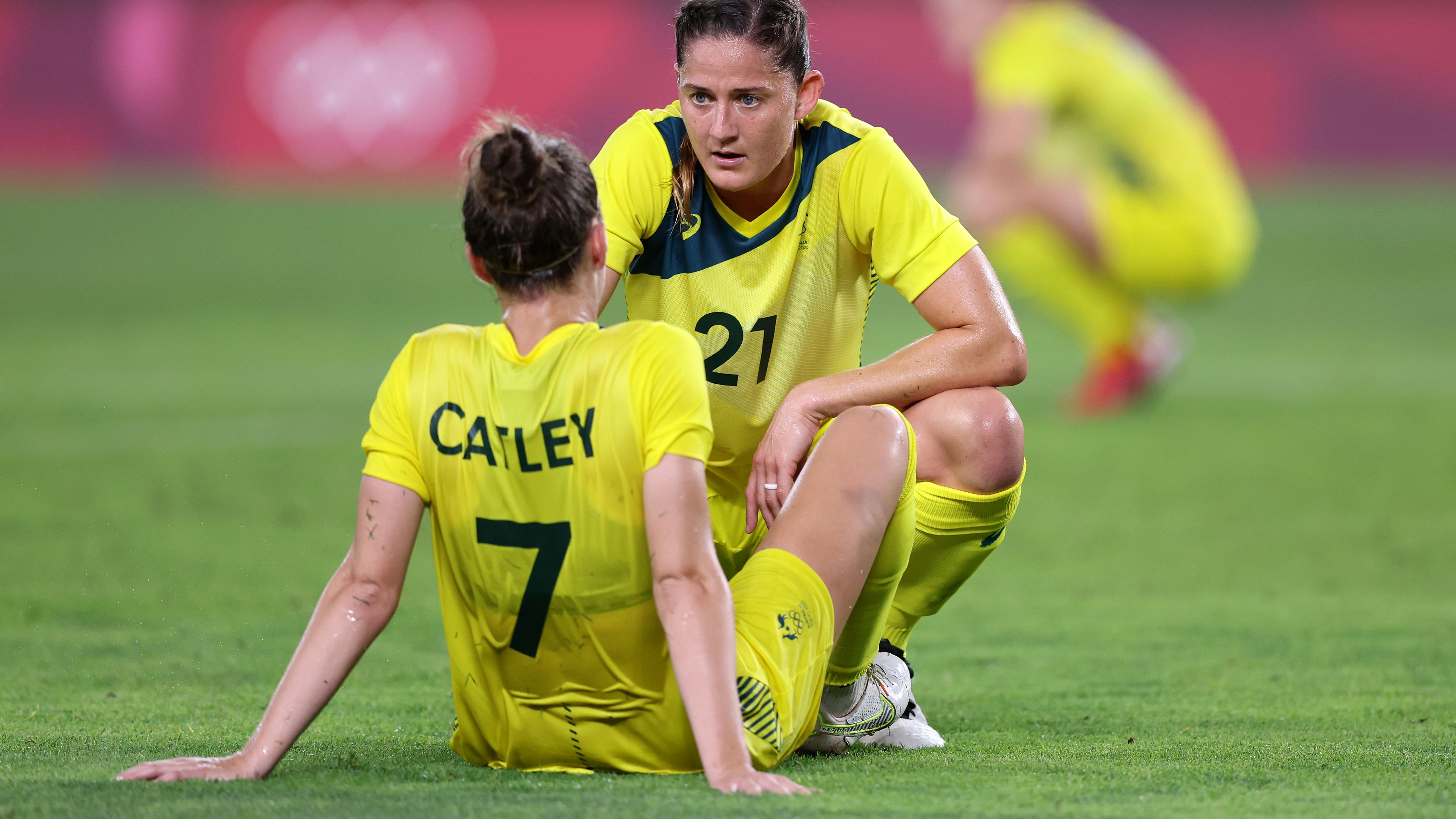 USA defeats Aussie Matildas to claim the Olympic bronze medal in women's football