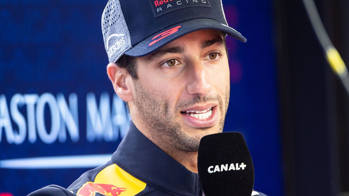 Ricciardo hints at Red Bull contract extension