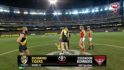 Bachar Houli and Adam Saad make stand for diversity in AFL