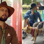 Who is Ryan Fischer, Lady Gaga's dog walker?