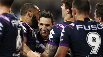 Busted Cronulla Sharks fall short as Melbourne Storm march into grand final