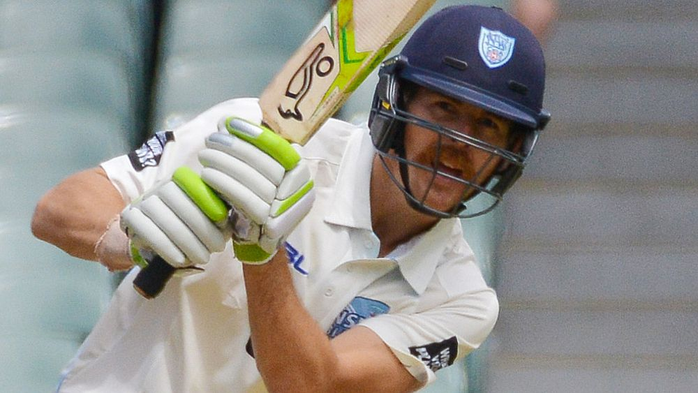 Cricket: Daniel Hughes ready for Ashes call-up for Australia
