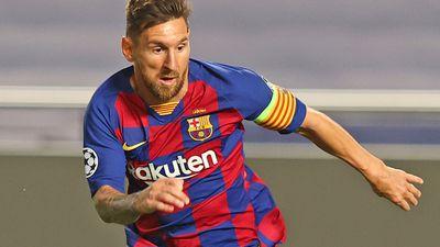 No. 2 - Lionel Messi