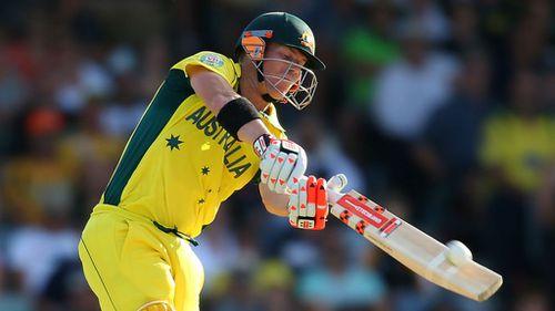 David Warner blasts Australia to record Cricket World Cup win