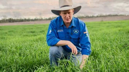 John Norman is one of Australia's largest and most highly respected irrigators.