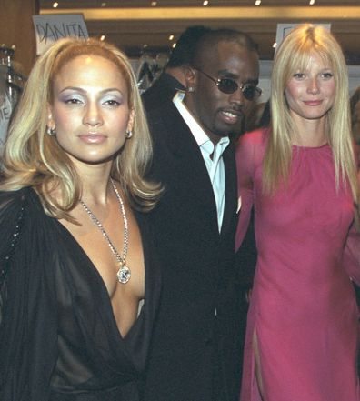 Jennifer Lopez, Diddy, Gwyneth Paltrow