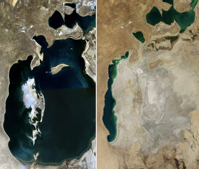 <strong>Aral Sea</strong>