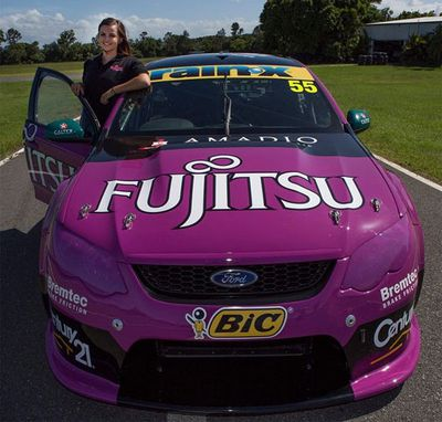 This year they formed the first all-female driver pairing in 17 years.