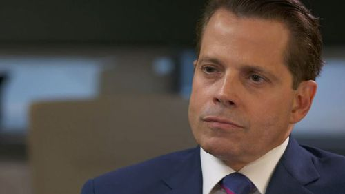 Anthony Scaramucci served just 11 days as White House Communications Director.