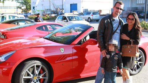 As part of the Thai investigation against Cook, authorities seized assets belonging to him, including luxury cars.