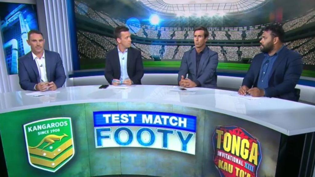Mal Meninga responds to spray from Andrew Johns, Brad Fittler over loss to Tonga