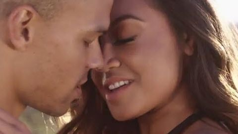 Watch: Jessica Mauboy steams up new music video with hot model