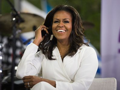 Viola Davis, playing Michelle Obama, new anthology series