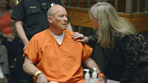 Joseph DeAngelo, 72, who authorities suspect is the so-called Golden State Killer responsible, was tracked down by police using a public DNA database. (Photo: AAP)
