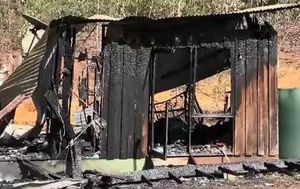 House fire to be investigated after gutting property in Three Bridges, Victoria