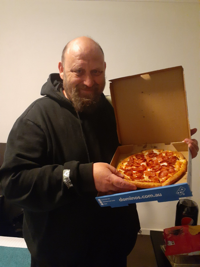 Anthony Fenton, Domino's biggest pepperoni fan, ordered 259 pepperoni pizzas in the last year alone.