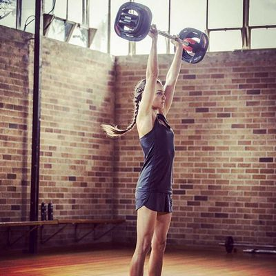 """<p>Kirsty Godso, Nike master trainer,<a href=""""https://instagram.com/p/pHy9uZjCv3/"""" target=""""_top"""">@kirstygodso</a></p>"""