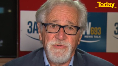 Neil Mitchell said all parties should be unified and working towards the same goal.