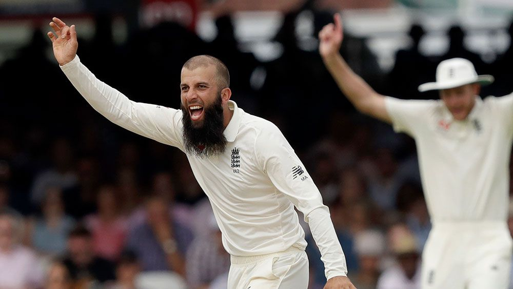 Spinner Moeen Ali leads England to victory over South Africa at Lord's